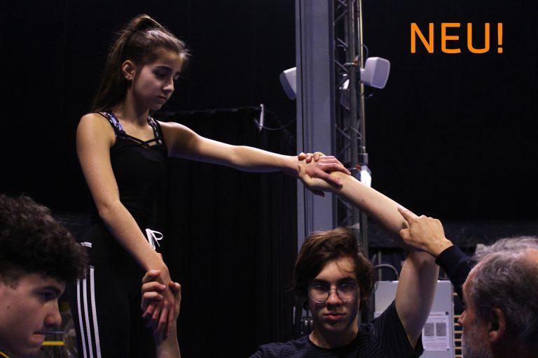 NEU! Training für Jugendliche von 15 – 18 Jahre