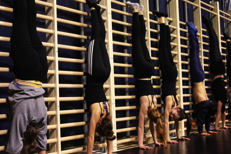 Circustraining - IntensivKinder und Jugendliche